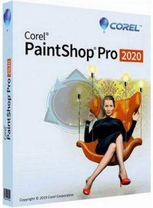 Corel PaintShop Pro 2020 Ultimate v22.1.0.44 + Ativador Download Grátis