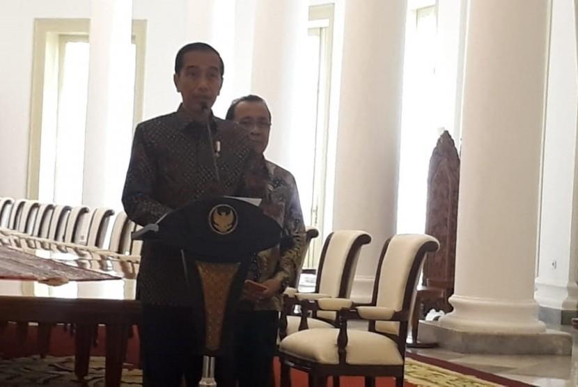 Jokowi Mіntа Pеngеѕаhаn RKUHP Ditunda