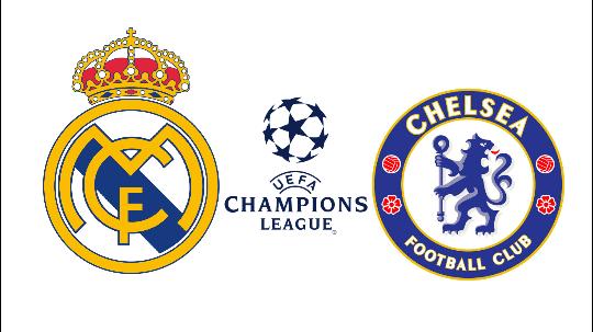 تشيلسي ضد ريال مدريد ... مباراة قوية - دوري أبطال اوروبا