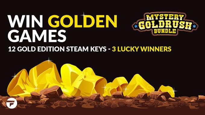 Sorteio Épico: Partícipe Para Ganhar 12 Jogos Gold Edition Steam!