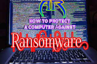How to Protect a Computer Against Ransomware