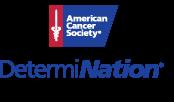 American Cancer Society Team DetermiNATION logo.