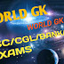 General Knowladge For Competitive Exams : Information about Universe