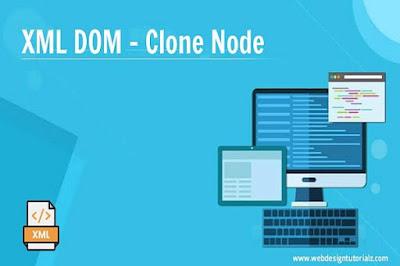 XML DOM - Clone Node