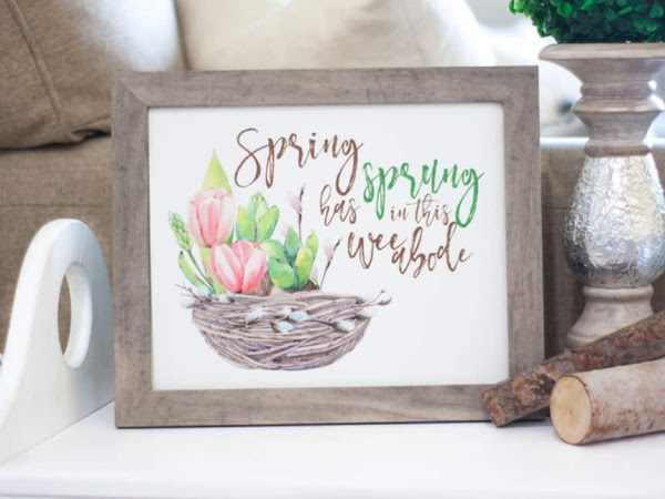 Welcoming Spring in Your Home