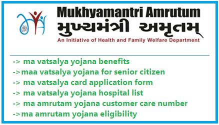 Ma Vatsalya Yojana in Gujarat - All information Gujarati And English