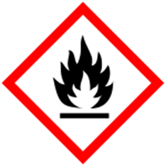 GHS02: Flammable