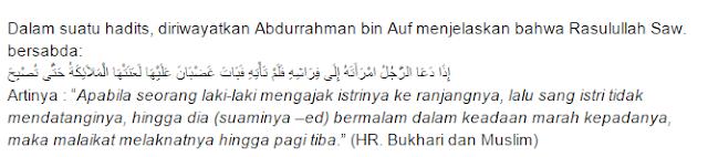 Kewajiban Istri Kepada Suami Menurut Islam yang Tak Boleh Terlupakan