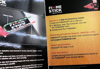 FixMeStick - Virus Removal Device - Unlimited Use
