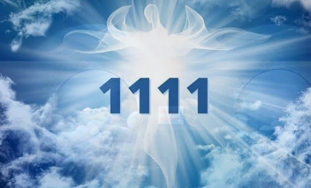 Số thiên thần 1111 Angel number meanings