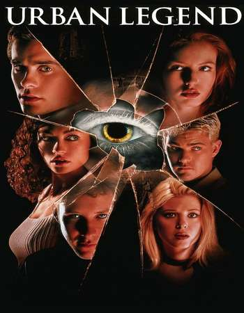 Poster Of Urban Legend 1998 ORG Dual Audio 450MB BRRip 720p ESubs HEVC Free Download Watch Online downloadhub.net