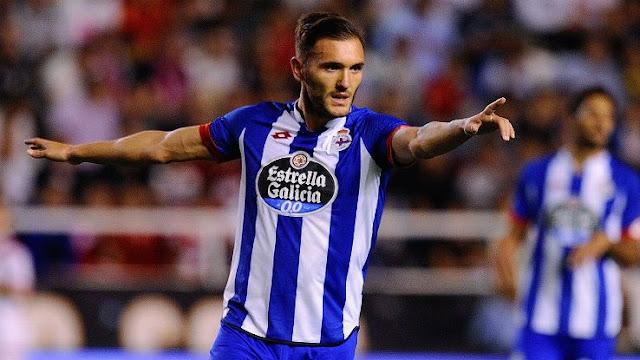 Lucas Perez, Peluang Suksesnya di Arsenal Hanya 20%