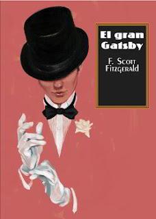 Portada del libro El gran Gatsby para descargar en pdf gratis
