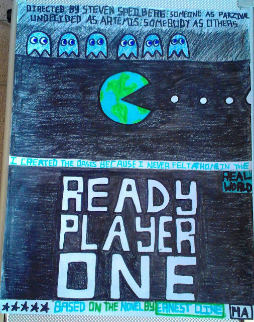Ready Player One Movie Quotes: Books As Wings: Ready Player One