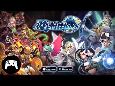 Mythikos v 1.0.20681 Mod Apk (Always Crits & More)
