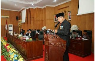 HUT Ke -13 Batubara, Zahir Ajak Tingkatkan Partisipasi Dalam Pembangunan