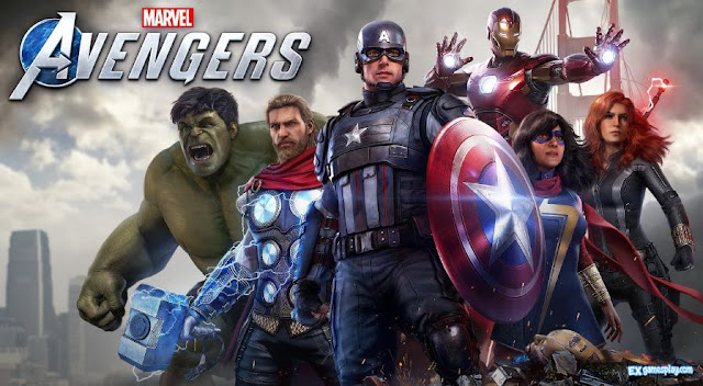 Try Marvel's Avengers - Cinematic Marvel Universe from Square Enix