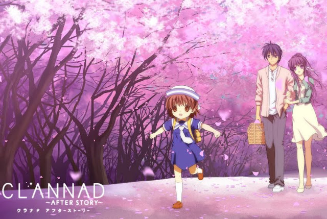 Clannad (Episode 01 - 23) BD Batch Subtitle Indonesia
