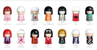 Como hacer Muñecas Japonesas con Historias