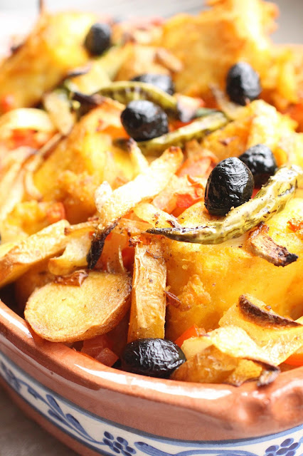 recette morue en morceau portugal minhota