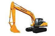 Shantui Excavators SE80