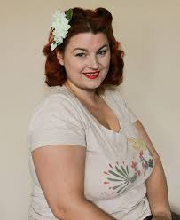 1940s victory roll hair tutorial
