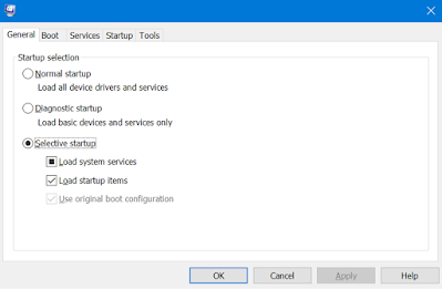 How to use Windows System Configuration Utility