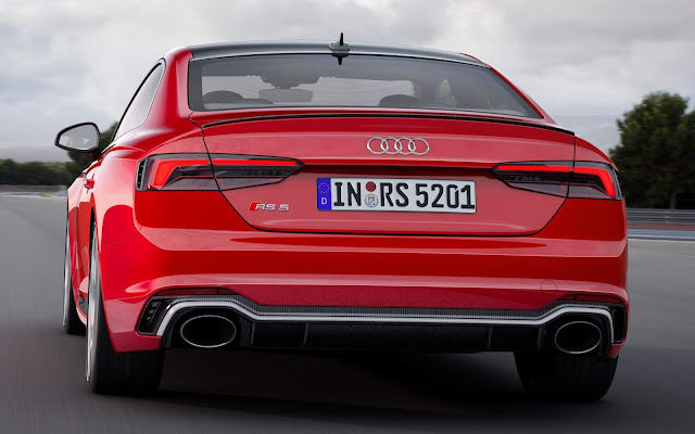 Novo Audi RS5 2018