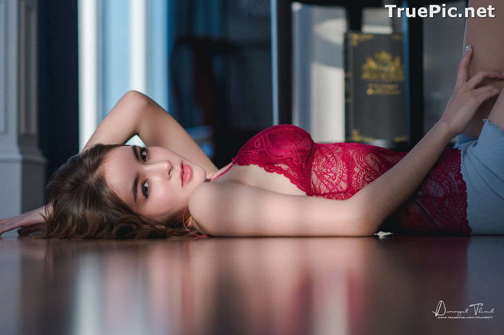 Image Thailand Model - Soithip Palwongpaisal - Waiting You Back Home - TruePic.net - Picture-1