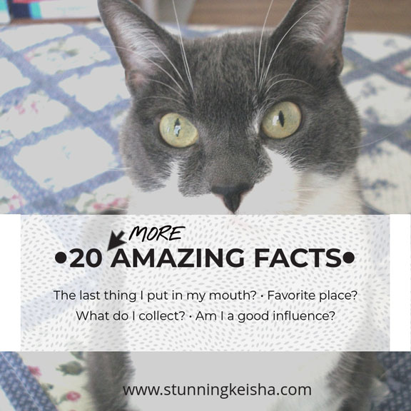 20 More Amazing Facts About CK