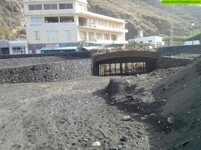 NC pide que se declaren de emergencia las obras del puente sobre el barranco Tenisca