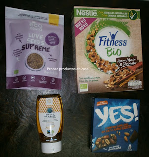 Disfrutabox: Yes, Finess Bio, Love Seeds