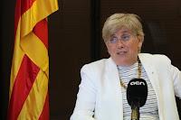 clara ponsati, educació, generalitat, govern, consellera, catalunya, cataluña