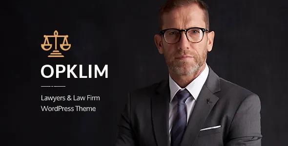 Best Law Firm WordPress Theme