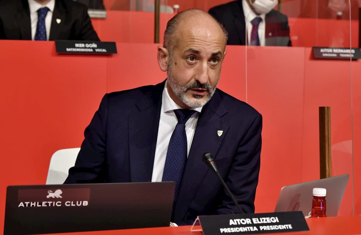 Athletic Club : le camouflet d'Aitor Elizegi