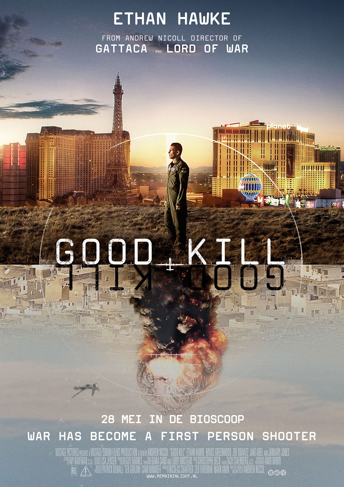 Good Kill โดรนพิฆาต ล่าพลิกโลก [HD][พากย์ไทย]