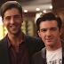 """Drake Bell e Josh Peck querem mais um reencontro de """"Drake & Josh"""""""