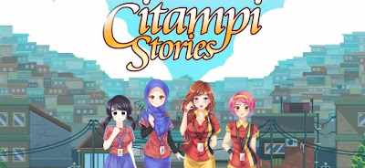 Citampi Stories, Game Simulasi Kehidupan Buatan Indonesia di Android.jpg