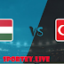 مباراة تركيا والمجر فى دورى الامم الأوروبية
