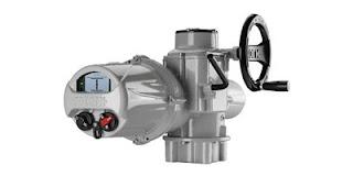 industrial valve electric actuator with handwheel