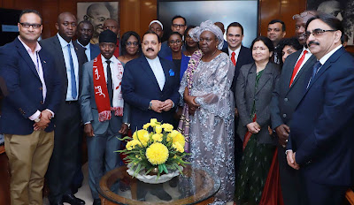 India, Gambia to work out MoU on Refurbishing Personnel Administration of Gambia