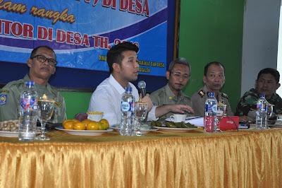 Pandu Sendiri Jalannya Diskusi, Bupati Trenggalek Ubah Metode Pembahasan saat Ngopi di Desa Munjungan