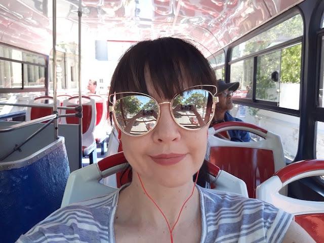 Hop-on Hop-off bus, Cape Town