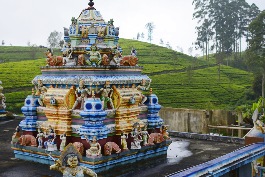 Świątynia Sri Muthumariamman