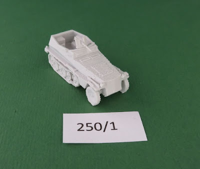 Sd Kfz 250/1 to 11 picture 16