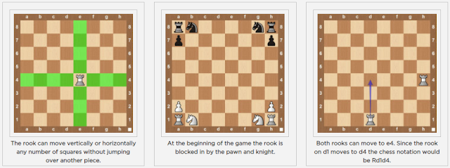 Chess Pieces: Board Setup and Movement - Towards Chess