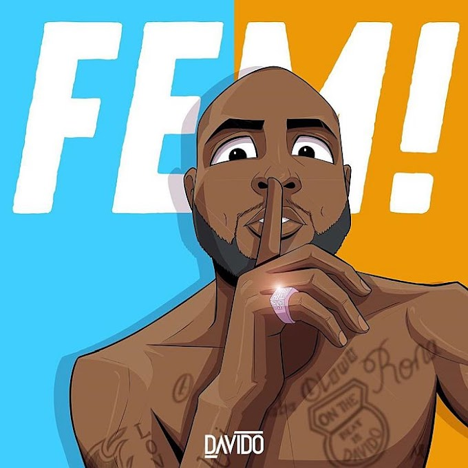 """DO YOU AGREE? Davido's New Song """"FEM"""" Would Have Better With """"PARA"""" As The Title Instead Of 'FEM'."""