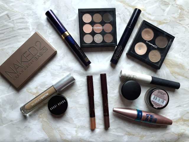 Favourite Beauty Products Of 2015 - Eye Products