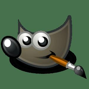 شعار برنامج جيمب محرر الرسومات