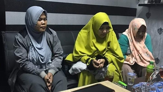 Polisi Amankan Ibu Pengunggah Video Kampanye Hitam Jokowi-Ma'ruf